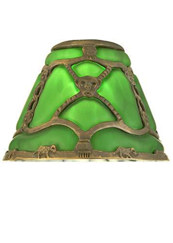 Meyda Lighting Bantam Shade in Green ()