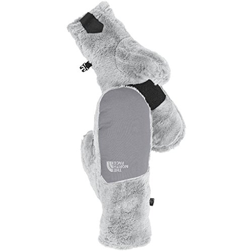 The North Face Denali Thermal Mitt Womens High Rise Grey/ Mid Grey S