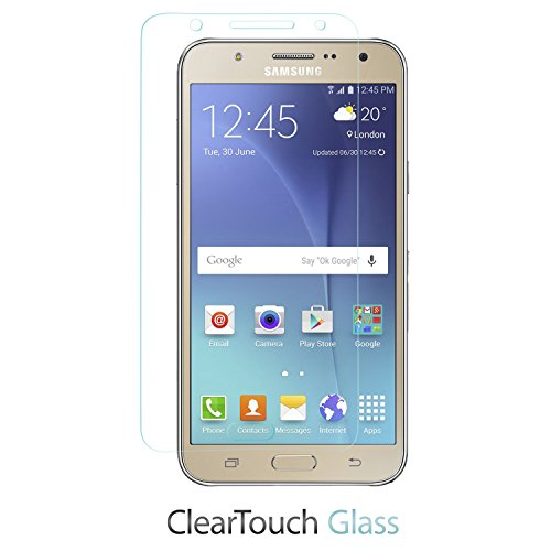 Tempered Glass Screen Protection for Samsung Galaxy J7 (Clear) - 5