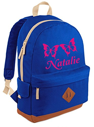 Edward Sinclair - Bolso mochila  para mujer azul real