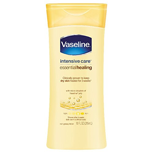 Vaseline Intensive Care Body Lotion, Essential Healing 10 oz ()