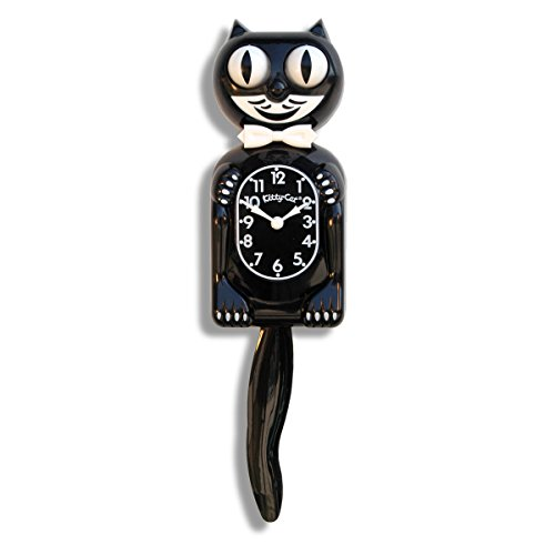 Quartz Cat Clock - 4