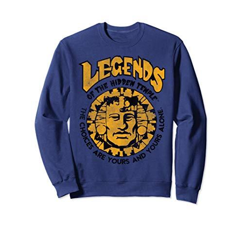 Legends Of The Hidden Temple Logo Sweatshirt -
