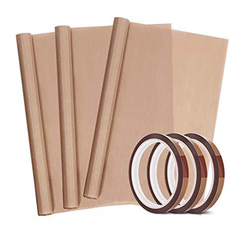 Teflon Sheet and Heat Resistant Sublimation Tape