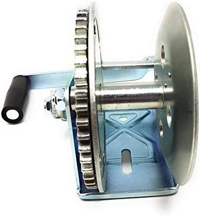 Treuil manuel 1130 kg avec m/écanisme /à cliquet et treuil manuel treuil en acier