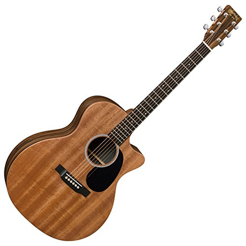 Series Acoustic Electric Guitar - Martin GPCX2AE Macassar - Natural