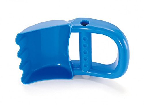 Handbagger blau