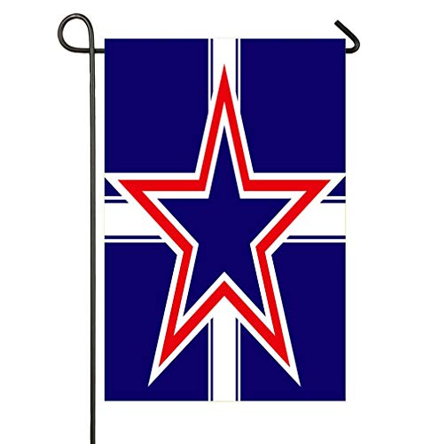 (SmallGardenflagMim Southern Cross Flag Premium Garden Flag Decorative Garden Flags - Weather Resistant)