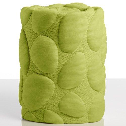 Nook Sleep Pebble Pure Crib Mattress Wrap (Lawn)