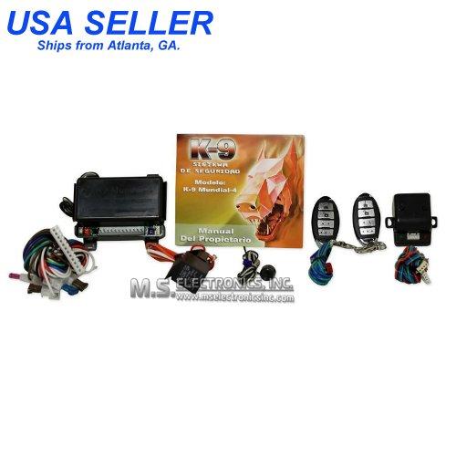amazon com brand new omega k9 mundial 4 new version car alarm rh amazon com k9 mundial 4 manual pdf k9 mundial 5 manual