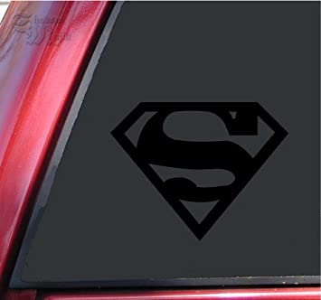 Superman Sticker for skateboard luggage laptop tumblers car a
