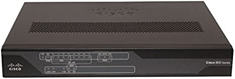 Cisco Systems 890 Series Integrated Services Router In Elektronik