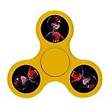 Incredibles Elastigirl EDC Tri Fidget Spinner Spinning Finger Stress Reducer Toy