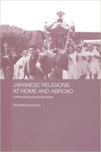 Japanese Religions at Home and Abroad: Anthropological