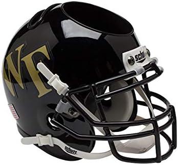 Wake Forest Demon Deacons Chrome Officially Licensed Full Size XP Replica Football Helmet