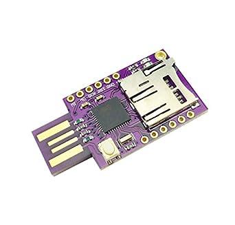 Aihasd TF MicroSD Micro SD Card Slot Badusb USB Virtual