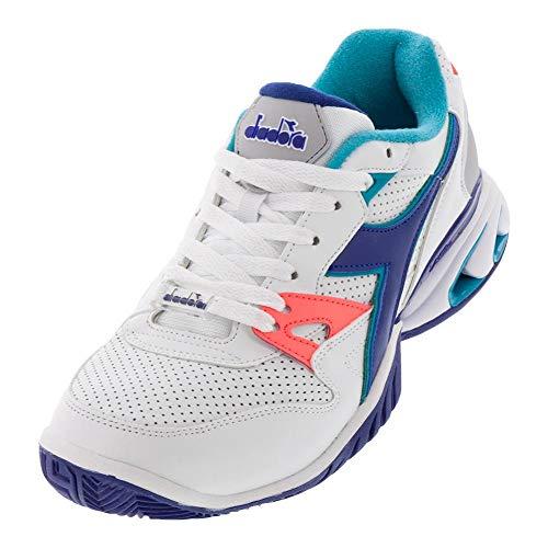 Diadora Mens S.Star K Ace AG Tennis Casual Shoes,