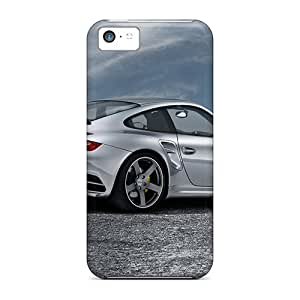Sanp On Cases Covers Protector For Iphone 5c (porsche 997 Turbo Rinspeed)