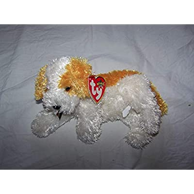 Ty Beanie Baby - Darling The Dog: Toys & Games