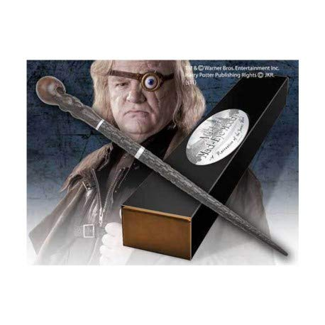 Noble Collection - Harry Potter Wand Alastor Mad-Eye Moody (Character-Edition)