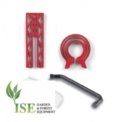 ISE Piston Ring Clamp Set 2 strokes/4 strokes Tecomec Part Number - Clamp Piston Ring Set