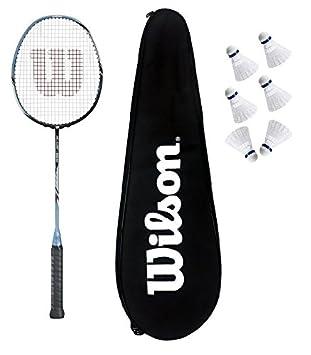 Wilson BLX fuerza raqueta de bádminton PVP £100: Amazon.es: Deportes y aire libre