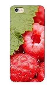 Crazinesswith New Arrival iphone 6 plus Case Raspberries Case Cover/ Perfect Design