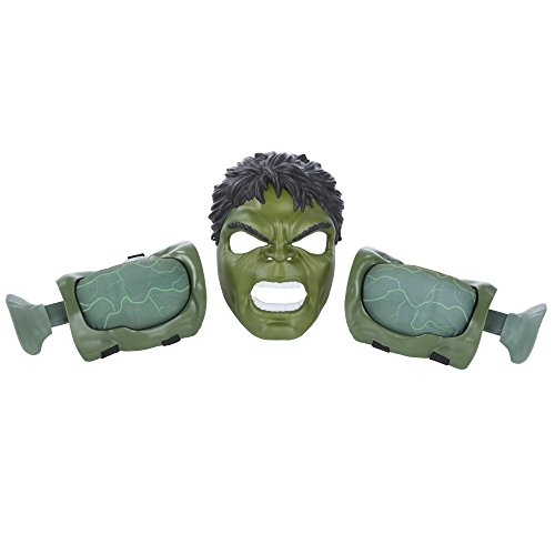 Marvel Avengers Age Of Ultron Hulk Muscles And (Marvel Heroes Costumes Uk)