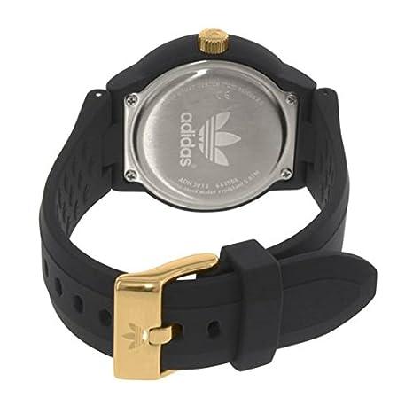 c979edfe27 Amazon   アディダス ADIDAS アバディーン クオーツ ユニセックス 腕時計 ADH3013 ブラック [並行輸入品]   並行輸入品・逆 輸入品・中古品   腕時計 通販