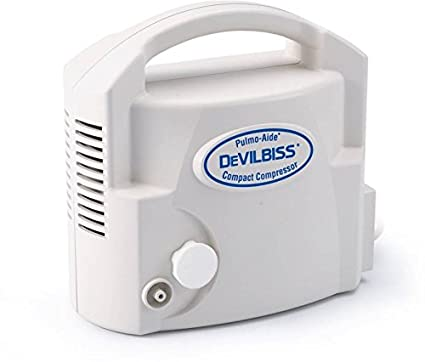 Buy Devilbiss Pulmo Aide Compact Compressor Nebulizer Online At Low