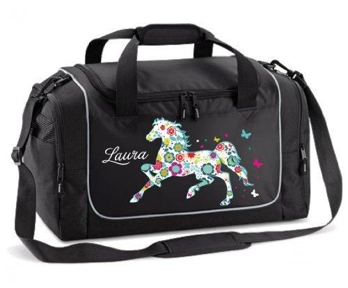 Sporttasche mit Namen und Wunschmotiv