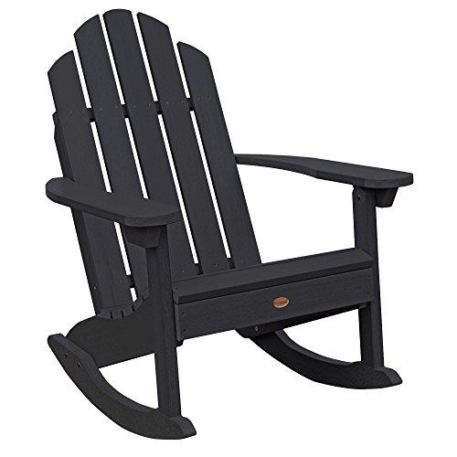 Highwood AD-ROCCW30-BKE Westport Rocking Chair, One Size Black