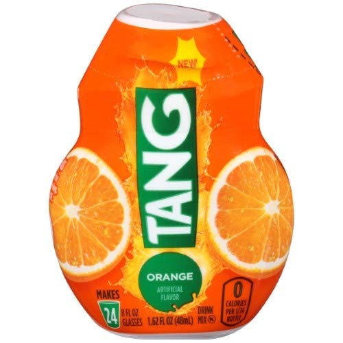 Tang Drink Mix Orange (Pack of 6)