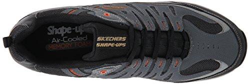 Skechers Los Hombres Del Deporte De Forma Ups Xt Comodidad Todo El Día Zapatilla Carbón / Gris venta barata cuánto 4o6qKG3lF