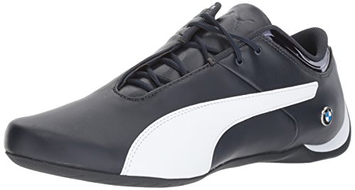 PUMA Men's BMW MS Future Cat Sneaker, Team Blue White, 11.5 M US