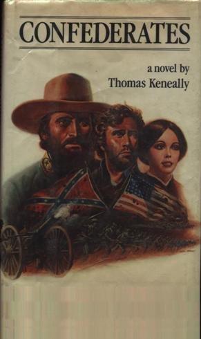 book cover of Confederates
