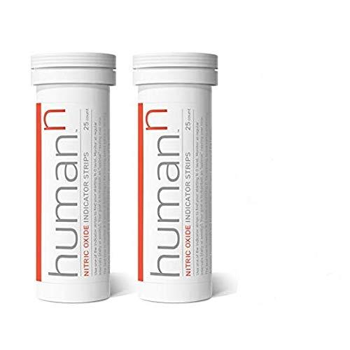 HumanN – Nitric Oxide | Indicator Strips 50 Strips – 2 Tube of 25 Strips
