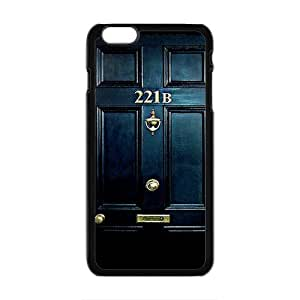 221B Door Cell Phone Case for Iphone 6 Plus by mcsharks