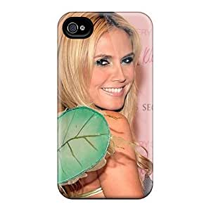 Ultra Slim Fit Hard CaroleSignorile Cases Covers Specially Made For Iphone 6- Heidi Klum Casual Celebrities
