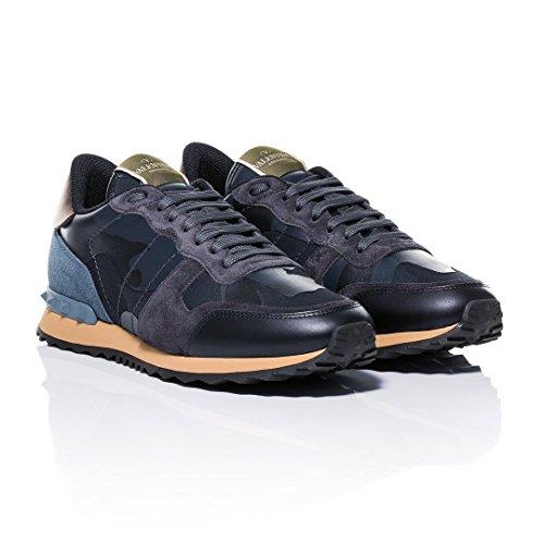 Valentino, Sneaker Uomo Navy