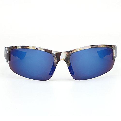 Nuit de Hight Lunettes Soleil et Lunettes Weichunya Soleil Conduite Desinger Blue Jour Gray Hommes de Quality Color zxgAdqwdH7