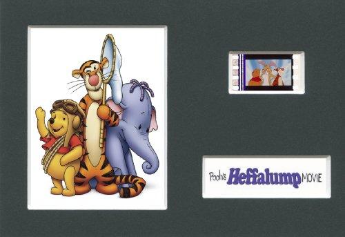 POOH'S HEFFALUMP MOVIE Disney Mounted 35mm Movie Film Cell