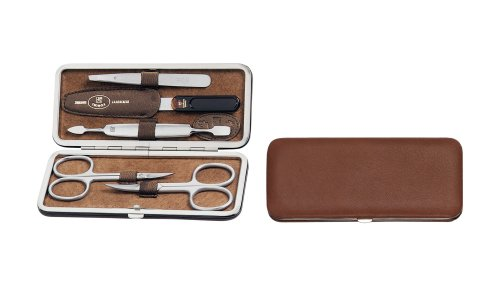 ZWILLING 97063006 TWINOX® - Manicure-Etui (Elchleder) 5-tlg.