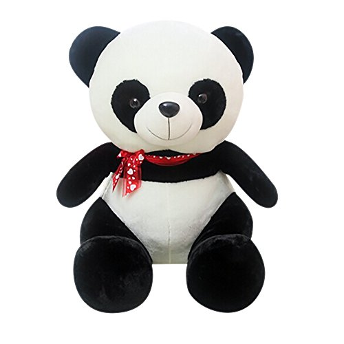 Littleice Cute Animal Panda Plush Doll Toy Stuffed Pillow Quality Bolster Toys Gift Home Decoration (25CM)
