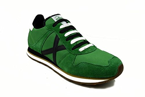 ZAPATILLA MUNICH MINI MASSANA 53 VERDE 35 Verde: Amazon.es: Zapatos y complementos