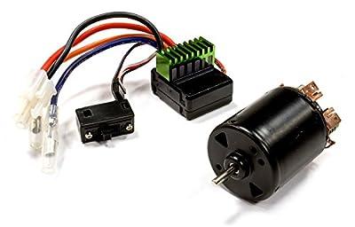 Integy RC Hobby C25559 Rock Crawler Edition ESC & 55T Drive Motor System w/ Drag Brake