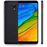 Smartphone Xiaomi Redmi 5 Global Version dual Chip Android 7.1 Tela 5.7 3GB 32GB Camera 12MP Rom Global - Preto