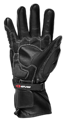 EVS Sports Misano Full Leather Race/Sport Gauntle Gloves (XXL)
