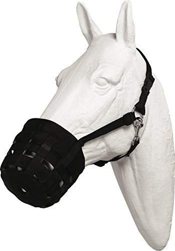 Deluxe GRAZING Muzzle - Large Horse