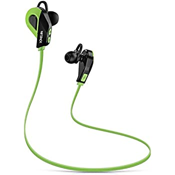 Bluetooth Headphones, V0MEL0N Wireless Sport Earphones In Ear Sweatproof Earbuds for Gym Running